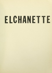 Page 3, 1952 Edition, Yeshiva University High School For Girls - Elchanette Yearbook (Brooklyn, NY) online yearbook collection