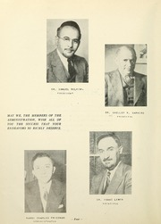 Page 6, 1952 Edition, Yeshiva University High School For Girls - Elchanette Yearbook (Brooklyn, NY) online yearbook collection