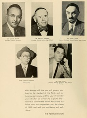 Page 6, 1953 Edition, Yeshiva University High School For Girls - Elchanette Yearbook (Brooklyn, NY) online yearbook collection
