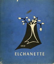 Page 1, 1959 Edition, Yeshiva University High School For Girls - Elchanette Yearbook (Brooklyn, NY) online yearbook collection