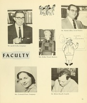 Page 15, 1959 Edition, Yeshiva University High School For Girls - Elchanette Yearbook (Brooklyn, NY) online yearbook collection
