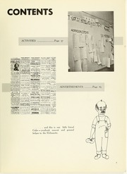 Page 11, 1963 Edition, Yeshiva University High School For Girls - Elchanette Yearbook (Brooklyn, NY) online yearbook collection