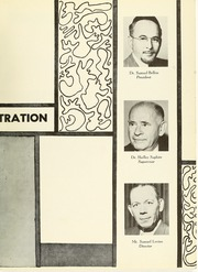 Page 9, 1963 Edition, Yeshiva University High School For Girls - Elchanette Yearbook (Brooklyn, NY) online yearbook collection