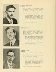 Page 14, 1948 Edition, Yeshiva University High School For Boys - Elchanite Yearbook (Brooklyn, NY) online yearbook collection
