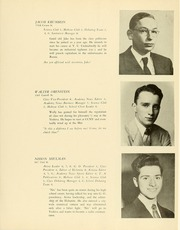 Page 15, 1948 Edition, Yeshiva University High School For Boys - Elchanite Yearbook (Brooklyn, NY) online yearbook collection
