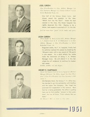 Page 17, 1951 Edition, Yeshiva University High School For Boys - Elchanite Yearbook (Brooklyn, NY) online yearbook collection