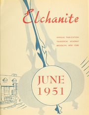 Page 3, 1951 Edition, Yeshiva University High School For Boys - Elchanite Yearbook (Brooklyn, NY) online yearbook collection