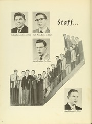 Page 10, 1957 Edition, Yeshiva University High School For Boys - Elchanite Yearbook (Brooklyn, NY) online yearbook collection