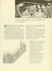 Page 11, 1957 Edition, Yeshiva University High School For Boys - Elchanite Yearbook (Brooklyn, NY) online yearbook collection