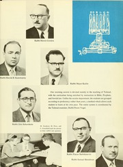 Page 13, 1957 Edition, Yeshiva University High School For Boys - Elchanite Yearbook (Brooklyn, NY) online yearbook collection