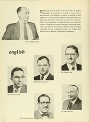 Page 14, 1957 Edition, Yeshiva University High School For Boys - Elchanite Yearbook (Brooklyn, NY) online yearbook collection