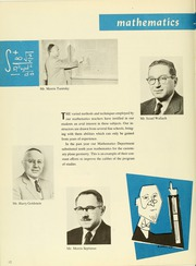 Page 16, 1957 Edition, Yeshiva University High School For Boys - Elchanite Yearbook (Brooklyn, NY) online yearbook collection