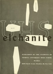 Page 7, 1957 Edition, Yeshiva University High School For Boys - Elchanite Yearbook (Brooklyn, NY) online yearbook collection