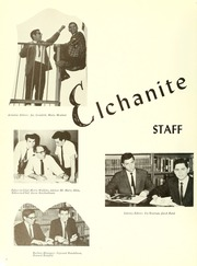 Page 10, 1966 Edition, Yeshiva University High School For Boys - Elchanite Yearbook (Brooklyn, NY) online yearbook collection