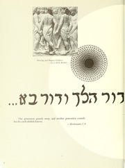 Page 6, 1966 Edition, Yeshiva University High School For Boys - Elchanite Yearbook (Brooklyn, NY) online yearbook collection