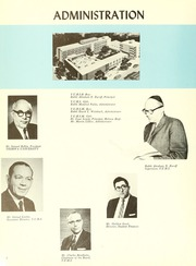 Page 8, 1966 Edition, Yeshiva University High School For Boys - Elchanite Yearbook (Brooklyn, NY) online yearbook collection