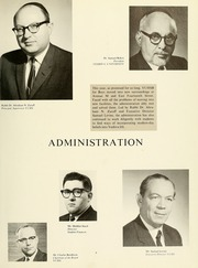 Page 13, 1968 Edition, Yeshiva University High School For Boys - Elchanite Yearbook (Brooklyn, NY) online yearbook collection