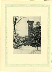 Page 8, 1929 Edition, Alfred University - Kanakadea Yearbook (Alfred, NY) online yearbook collection