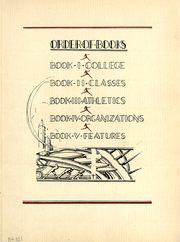 Page 8, 1931 Edition, Alfred University - Kanakadea Yearbook (Alfred, NY) online yearbook collection