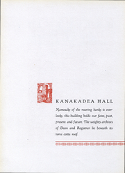 Page 12, 1934 Edition, Alfred University - Kanakadea Yearbook (Alfred, NY) online yearbook collection