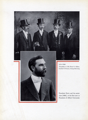 Page 6, 1934 Edition, Alfred University - Kanakadea Yearbook (Alfred, NY) online yearbook collection