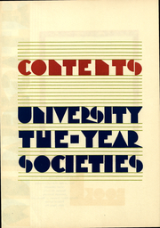 Page 10, 1937 Edition, Alfred University - Kanakadea Yearbook (Alfred, NY) online yearbook collection