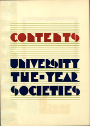 Page 8, 1937 Edition, Alfred University - Kanakadea Yearbook (Alfred, NY) online yearbook collection
