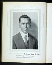Page 12, 1929 Edition, Polytechnic Institute of Brooklyn - Polywog Yearbook (Brooklyn, NY) online yearbook collection