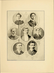 Page 12, 1900 Edition, University at Buffalo - Buffalonian Yearbook (Buffalo, NY) online yearbook collection