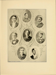Page 14, 1900 Edition, University at Buffalo - Buffalonian Yearbook (Buffalo, NY) online yearbook collection