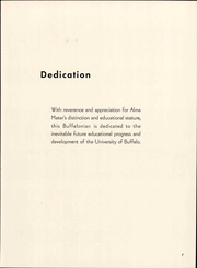 Page 13, 1952 Edition, University at Buffalo - Buffalonian Yearbook (Buffalo, NY) online yearbook collection