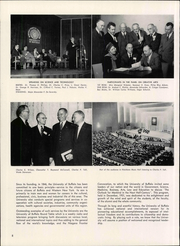 Page 14, 1952 Edition, University at Buffalo - Buffalonian Yearbook (Buffalo, NY) online yearbook collection