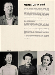 Page 17, 1952 Edition, University at Buffalo - Buffalonian Yearbook (Buffalo, NY) online yearbook collection