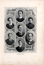 Page 10, 1901 Edition, St Lawrence University - Gridiron Yearbook (Canton, NY) online yearbook collection