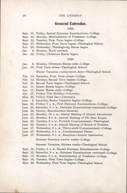 Page 17, 1901 Edition, St Lawrence University - Gridiron Yearbook (Canton, NY) online yearbook collection