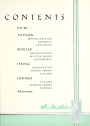 Page 15, 1933 Edition, St Lawrence University - Gridiron Yearbook (Canton, NY) online yearbook collection