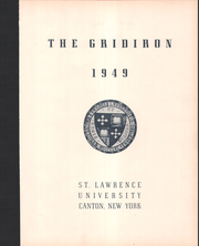 Page 7, 1949 Edition, St Lawrence University - Gridiron Yearbook (Canton, NY) online yearbook collection