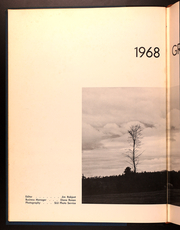 Page 6, 1968 Edition, St Lawrence University - Gridiron Yearbook (Canton, NY) online yearbook collection