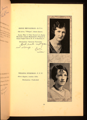Page 17, 1929 Edition, Drew Seminary - Ladnacs Yearbook (Carmel, NY) online yearbook collection