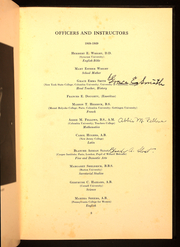 Page 7, 1929 Edition, Drew Seminary - Ladnacs Yearbook (Carmel, NY) online yearbook collection