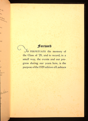 Page 9, 1929 Edition, Drew Seminary - Ladnacs Yearbook (Carmel, NY) online yearbook collection