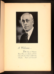 Page 11, 1933 Edition, New York University - Violet Yearbook (New York, NY) online yearbook collection