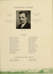 Page 11, 1938 Edition, New York University - Violet Yearbook (New York, NY) online yearbook collection