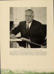 Page 14, 1938 Edition, New York University - Violet Yearbook (New York, NY) online yearbook collection