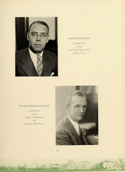 Page 17, 1938 Edition, New York University - Violet Yearbook (New York, NY) online yearbook collection