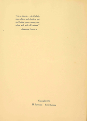 Page 5, 1938 Edition, New York University - Violet Yearbook (New York, NY) online yearbook collection