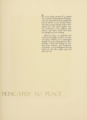 Page 8, 1938 Edition, New York University - Violet Yearbook (New York, NY) online yearbook collection