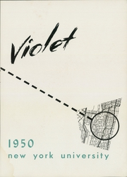 Page 7, 1950 Edition, New York University - Violet Yearbook (New York, NY) online yearbook collection