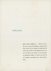Page 8, 1950 Edition, New York University - Violet Yearbook (New York, NY) online yearbook collection