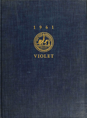 Page 1, 1961 Edition, New York University - Violet Yearbook (New York, NY) online yearbook collection